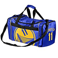 Golden State Warriors Klay Thompson #11 Core Duffle Bag