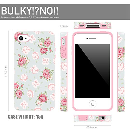 Iphone 4 Cases For GirlsAkna Glamour Series Flexible TPUHigh