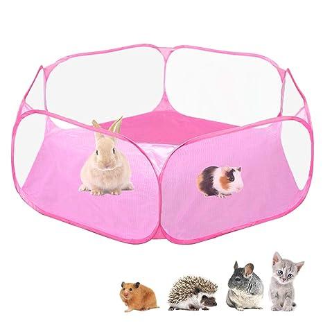 Carpa de jaula de C&C de animales pequeños, cerca de ejercicio ...