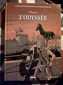 Les incontournables de la littérature en BD : L'odyssée par Lemoine