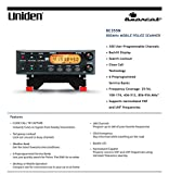 Uniden BC355N 800 MHz 300-Channel Base/Mobile