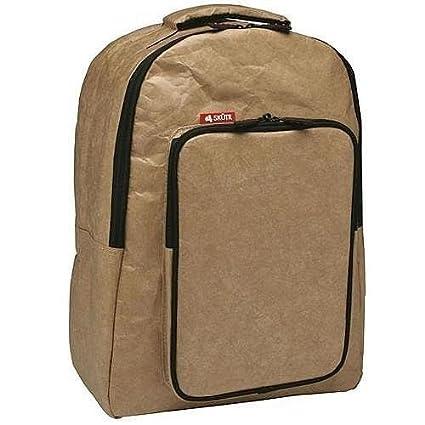 Amazon.com   SKTR Skutr SKUTR Tyvek Backpack + Tablet Bag, Brown (11 ... 49ec2950cf
