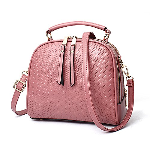 Bleu Fashion Loisirs À Unique Épaule Épaule Pink Main Unique Sac Marine Ladies BIq8wOR