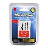 MaximalPower Battery for Canon LP-E8 Batteries. Fits EOS Rebel T5i T4i T3i T2i & 700D 650D 600D 550D Camera
