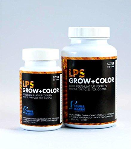 LPS Grow & Color - Medium Pellet 100 ML Coral Aquarium Food - Fauna - Coral Lps