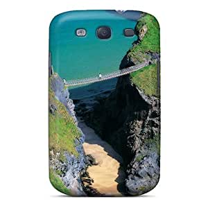 Cute Appearance Cover/tpu TUUICEY2307YbWya Expansive Bridge Case For Galaxy S3
