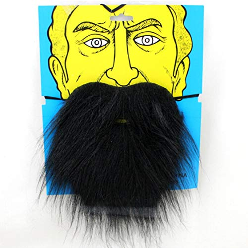 VIGE Halloween Funny Costume Party Fake Beard Santa Claus Moustache Christmas Decorations -