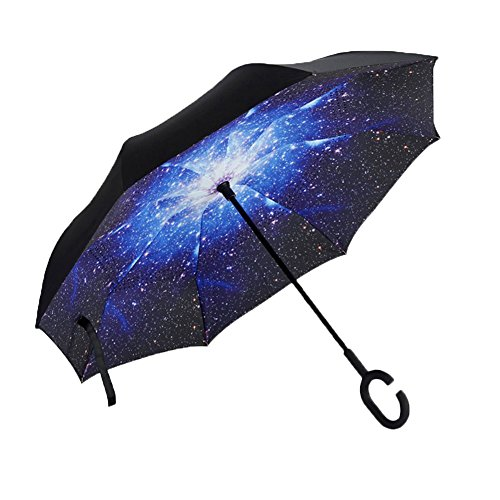 Aweoods Double Inverted Umbrella Reversible product image
