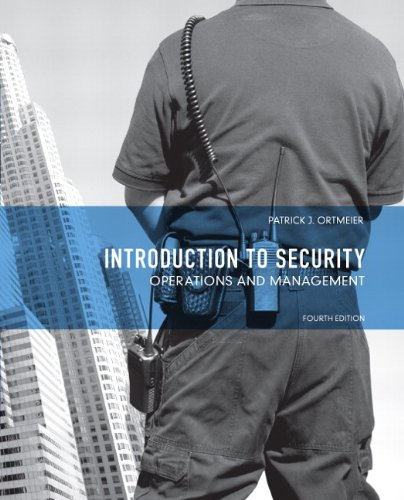 Download Introduction to Security: Operations and Management (4th Edition) Pdf
