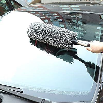 Original California Versa Hand Duster Dusts Windshield Glass Mirror Interior