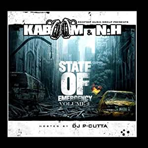 State Of Emergency 2 Hosted By P-Cutta