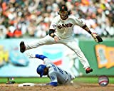 "Brandon Crawford San Francisco Giants 2015 MLB Action Photo (Size: 8"" x 10"")"