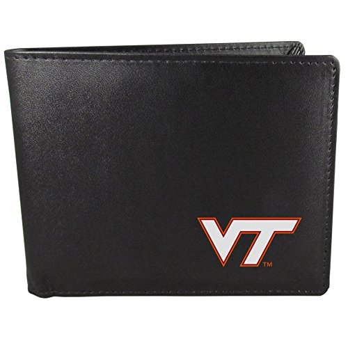 - Siskiyou NCAA Virginia Tech Hokies Bi-fold Wallet, Black