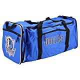 NBA Team Logo Extended Duffle Bag (Dallas Mavericks)