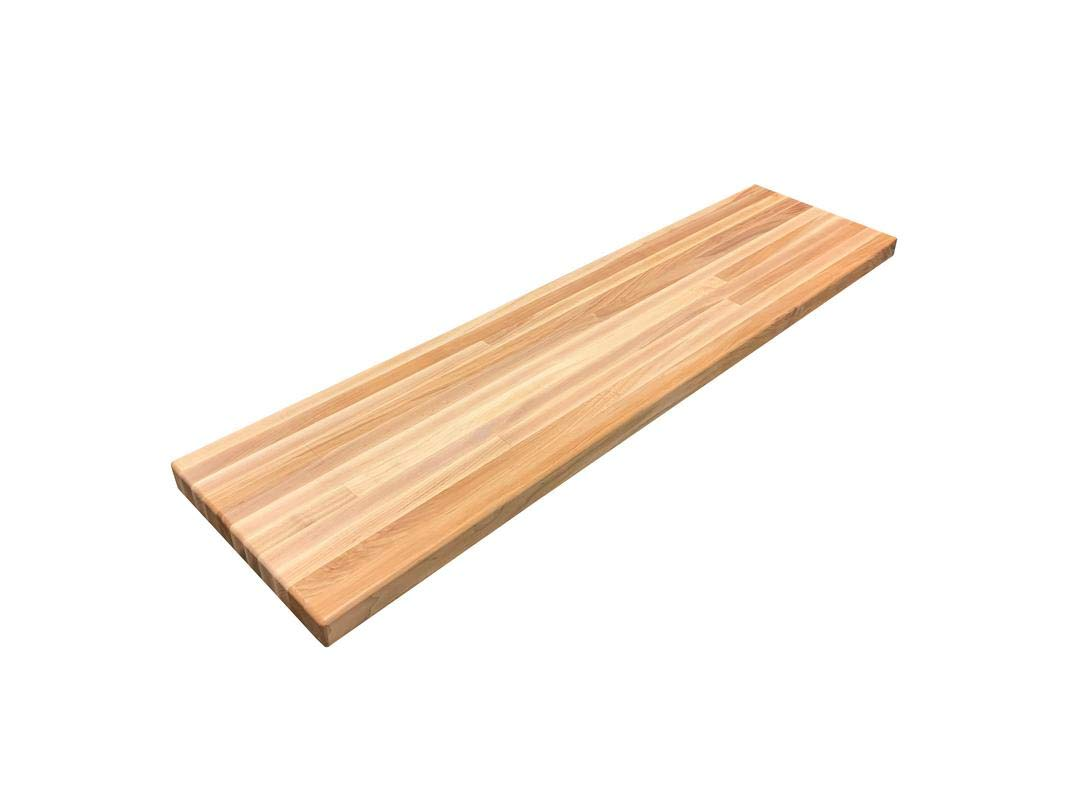 Forever Joint Hard Maple Butcher Block Bar Top - 1.5'' x 18'' x 72 by Forever Joint Tops