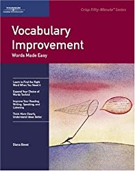 Vocabulary Improvement: Words Made Easy (Crisp Fifty-Minute Books)