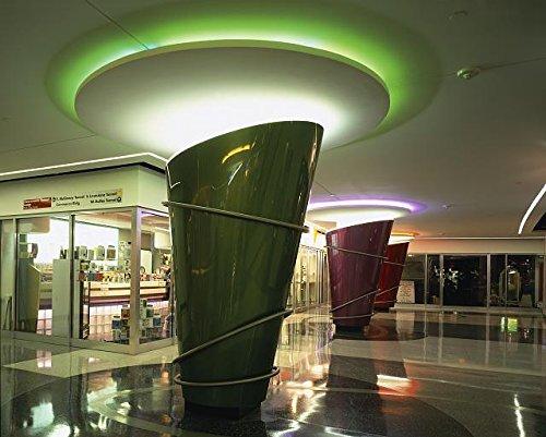 Photo: Underground shopping mall,Houston,Texas,TX,Carol - Tx Houston Mall