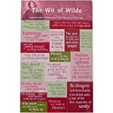Quotation Magnets: Set of Magnets with The Wit of Oscar Wilde