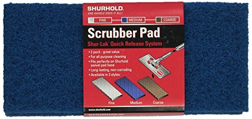 Shurhold 1702 Medium Scrubber Pad, (Pack of (Medium Scrubber)