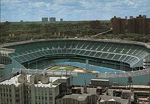 Yankee Stadium New York City, New York Original Vintage Postcard ()