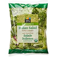 365 Everyday Value, Organic Italian Salad, 10 oz