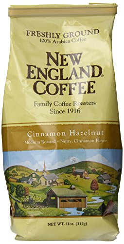 new-england-coffee-cinnamon-hazelnut-11-ounce