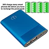 Deal of The Day!!! Rapid Charge 3x Power Bank | Backup Battery for Phones and Mobile Devices