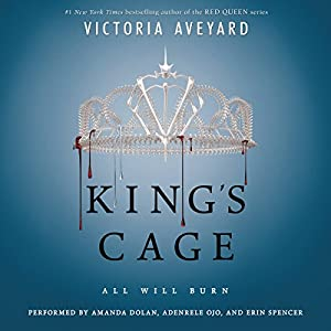 King's Cage Audiobook