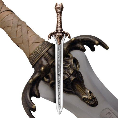 Museum Replicas Conan Miniature Father's Sword Letter Opener