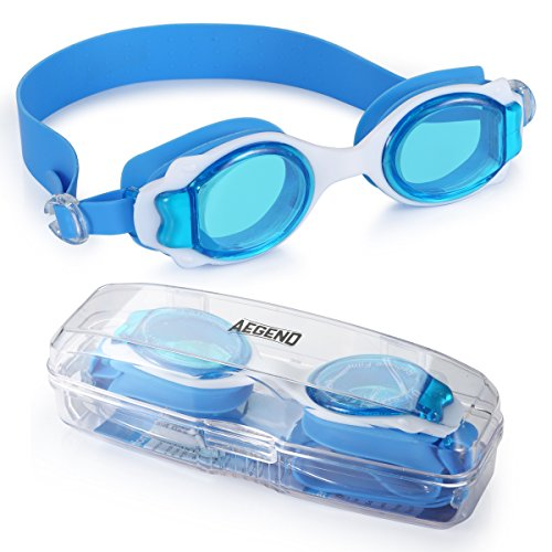 Swimming Goggles Leaking Protection Toddlers