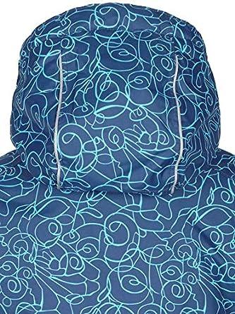 Infant//Toddler//Little Kids//Big Kids Kamik Kids Baby Girls Tess Tiptoe Ski Jacket