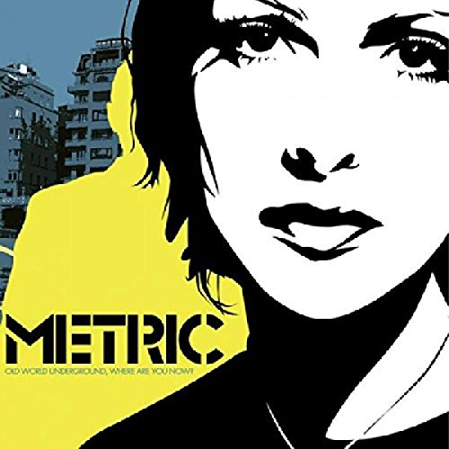 Metric - La Route du Rock 15 - Zortam Music