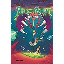 Rick and Morty Book Three