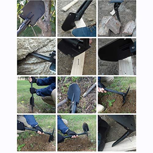 AB engineering shovel Fornitura di Pala Pieghevole Multiuso in in in Acciaio al Manganese Multiuso   Ha una lunga reputazione    scarseggia    Commercio All'ingrosso  83f2cf