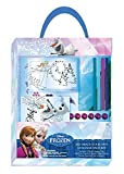 Disney Frozen Decorate Your Own Luggage Tags Kit