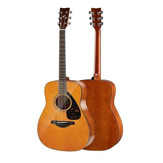 CHUN LING Guitarra acústica para Principiantes, tamaño Completo ...
