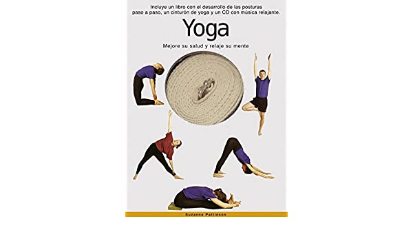 Yoga: Suzanne Pattinson: 9788499283586: Amazon.com: Books
