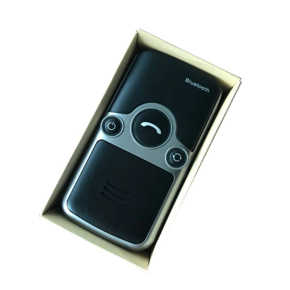 YOUCHUANGMEI A6 Solar Power Bluetooth Hands Free car kit FM Stereo Transmitter A3S