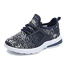 Hawkwell Kids Comfort Breathable Lace-up Running Shoes(Toddler/Little Kid/Big Kid)