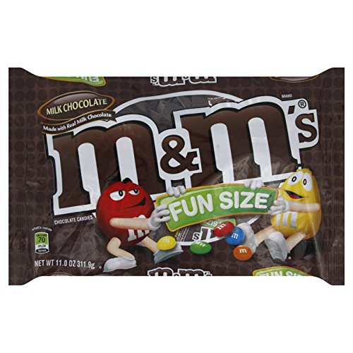 M&M's M&M Chocolate, Fun Size-11 oz