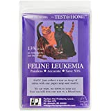 FELINE LEUKEMIA TEST At HOME-Save $150-Accurate Felv SALIVA test at Vet Lab-Most common disease of cats