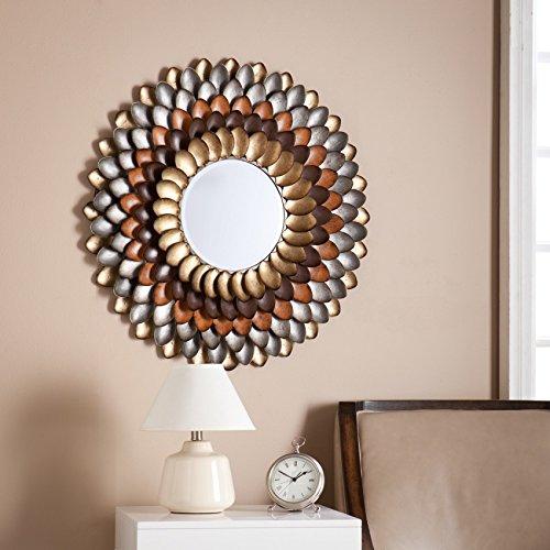 Ergode Albion Round Decorative Mirror by Ergode
