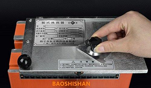 Semi-automatic manual marking machine aluminum labeling coding machine equipment parameter label printer (2.5mm)