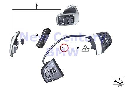 Amazon com: BMW Genuine Ecus Modules Switch Multifunct