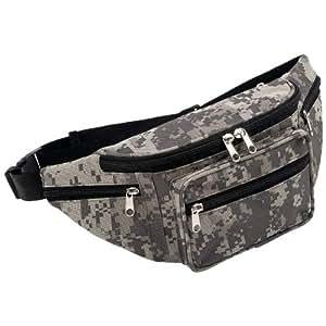 Amazon.com : ExtremePak Water Repellent Waist Bag : Hiking