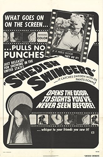 Swedish Swingers 1974 Authentic 27