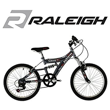 66f791cf36d Raleigh Extreme Warp Unisex Full Suspension 20