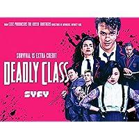 DEADLY CLASS Pilot Movie