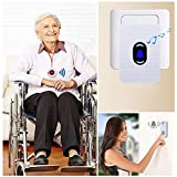 Wireless Caregiver Pager System Call Button