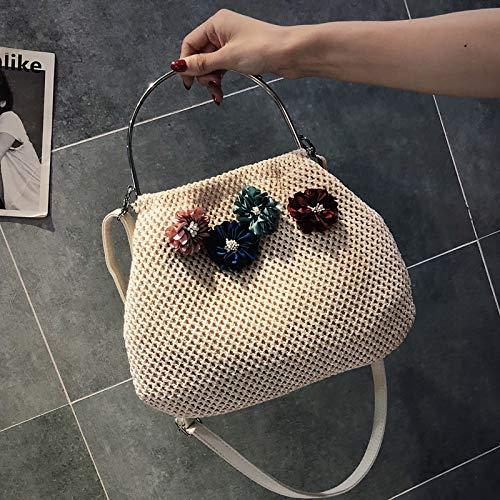 de Contraste carré Paquet Sac Couture Jelly Sac Tendance Couleur Laser Transparent Lettres Paillettes Sac Petit Femme rétro Impression pp1YwqO